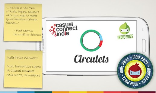 Circulets- screenshot thumbnail
