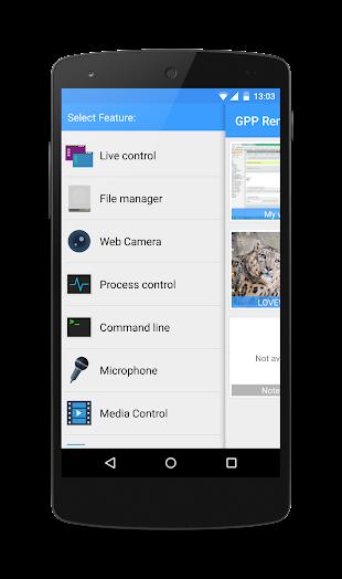 GPP Remote Viewer- screenshot thumbnail