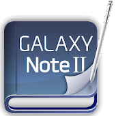 GALAXY NoteII User's Digest(H)