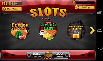 Screenshot of Casino Slots - Slot Machines