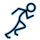 StickMan School Run icon