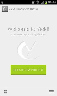 Yield Timesheet (Beta)- screenshot thumbnail