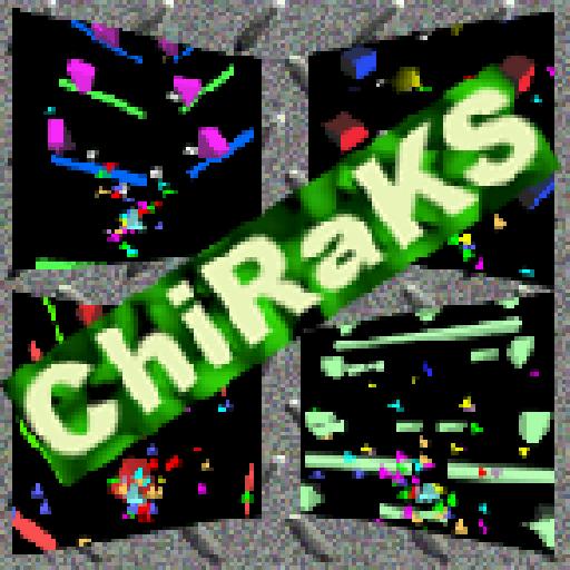 动作のChiRaKS LOGO-記事Game