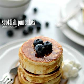 Scottish Pancakes.
