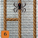 Spider Exit , Brain Puzzle icon