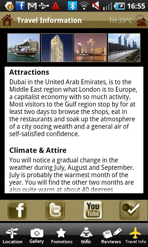 Explore Dubai Bonnington Tower - screenshot