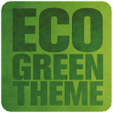 ECOLOGY Green ADW Theme logo