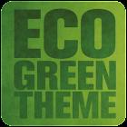ECOLOGY Green ADW Theme icon