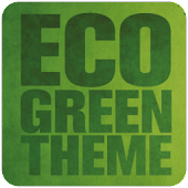 ECOLOGY Green ADW Theme