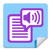 Talk Text (Voice Reading)