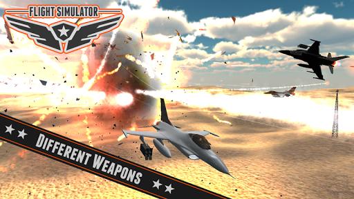 비행기 비행 시뮬레이터 2014