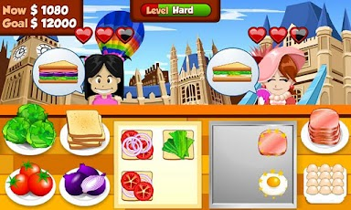 Sandwich Stand HD FREE 2.0.5 Apk Game Android