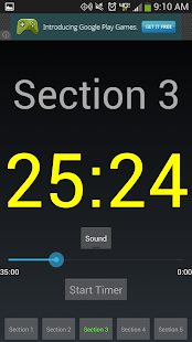 LSAT Timer - screenshot thumbnail