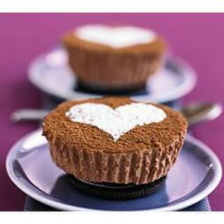 PHILADELPHIA Chocolate Cheesecakes for Two.