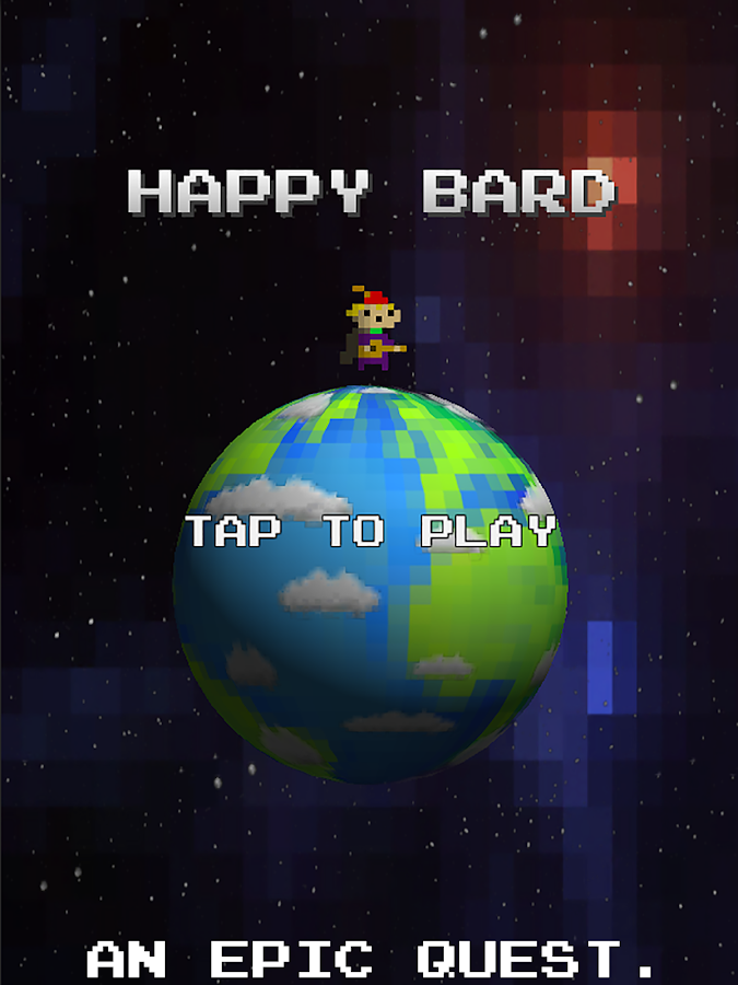 Happy Bard- screenshot