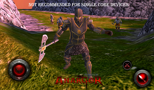 World of Anargor - 3D RPG v1.3 (Mod Money)