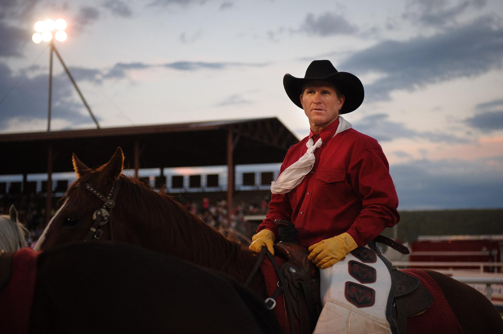 Pickup Man, Cody Wyoming