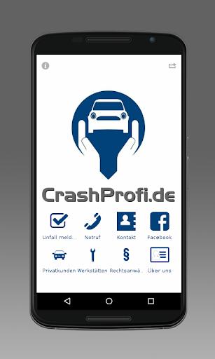 Unfall App CrashProfi.de