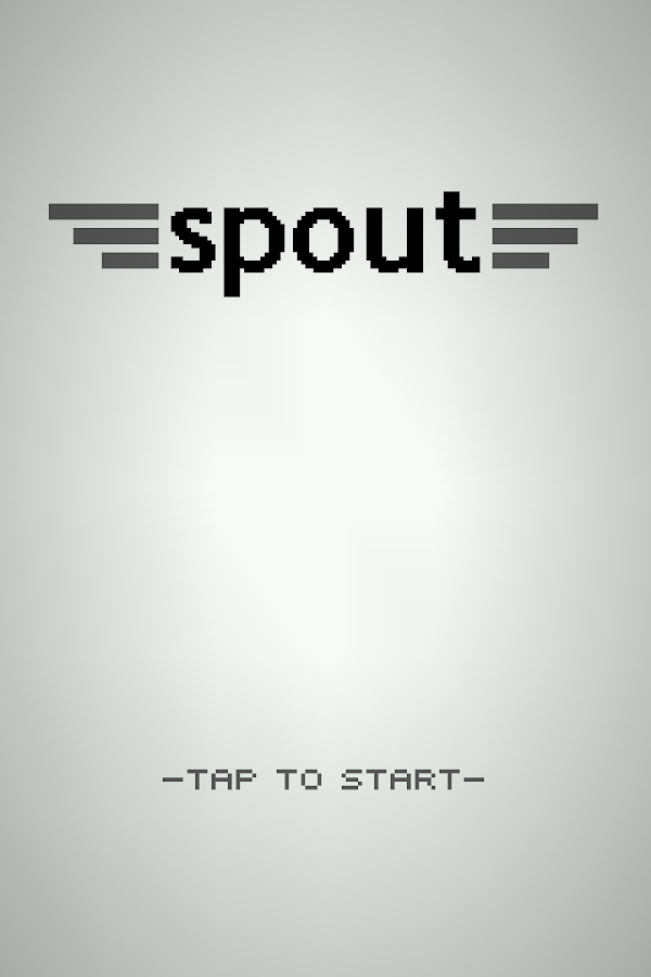 Spout: monochrome mission - screenshot