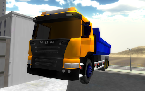 City Truck Driving Simulator- screenshot thumbnail
