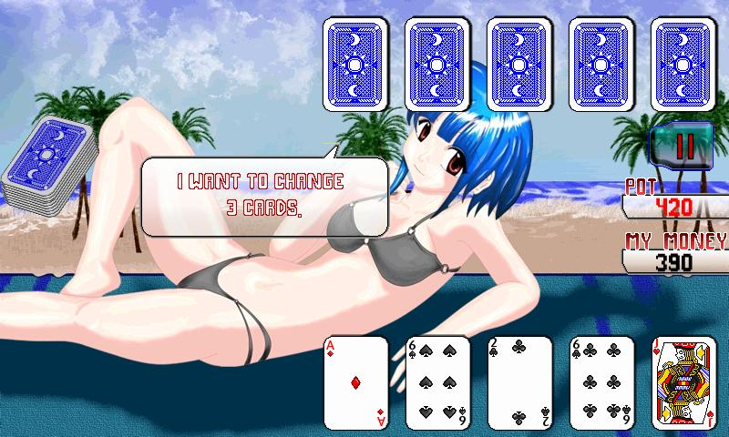 Beach Poker Fantasy - screenshot