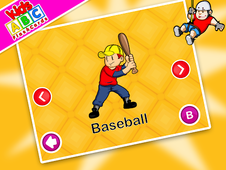 Kids ABC Flash Cards 1.15 screenshot 2077016