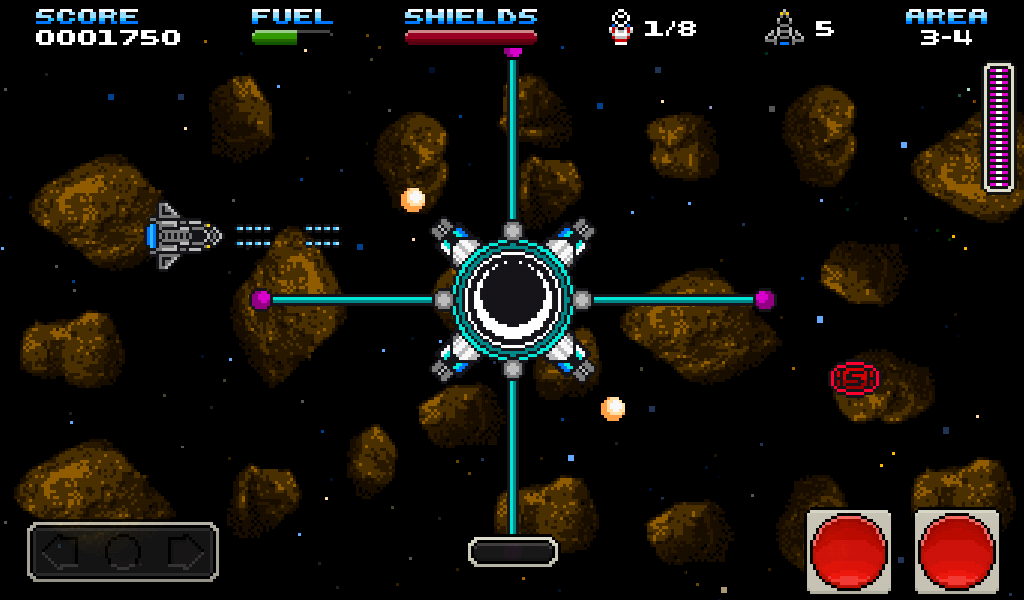 Shuttle Scuttle - screenshot