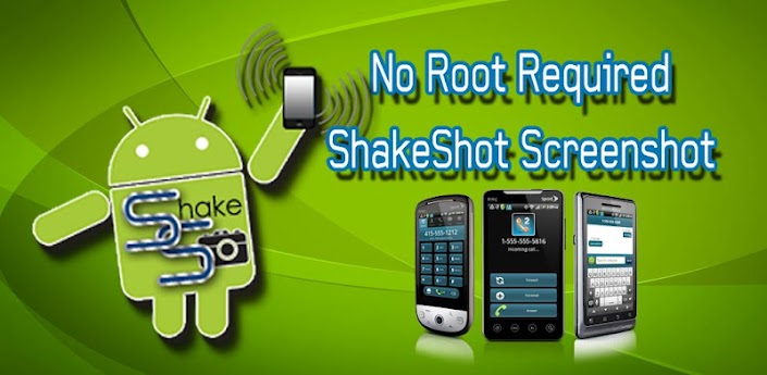 Screenshot No Root Shakeshot