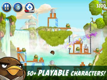 Angry Birds Star Wars II Free Screenshot 15