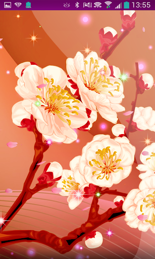Cherry Blossom Fun HD LWP