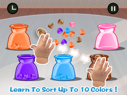 Candy Count - Colors & Numbers- screenshot thumbnail