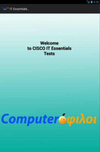 CISCO IT Essentials Tests