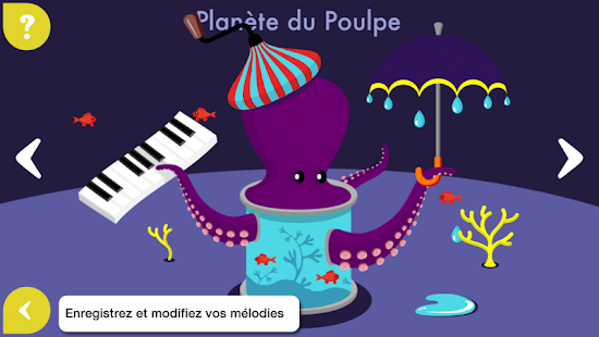 Music4Kids – Vignette de la capture d'écran