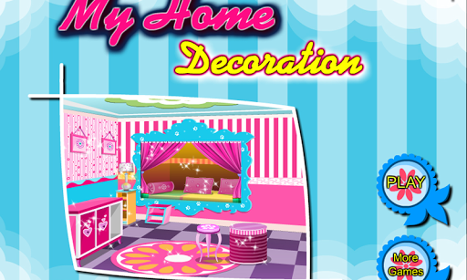 My Home Decoration Game for PC