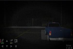 Screenshot of SlenderMan