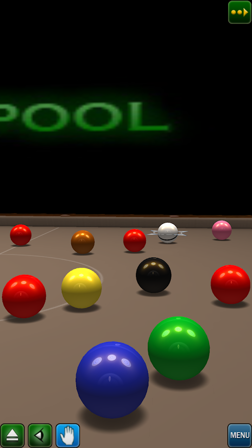 Pool Break Pro - screenshot