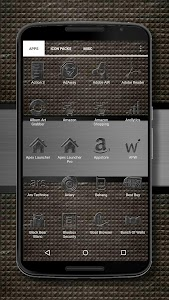 Pewter - Icon Pack v1.00