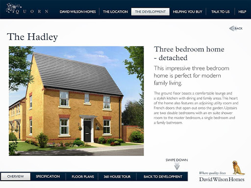 David Wilson Homes Midlands