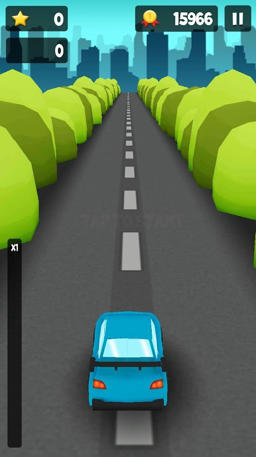 Speed Racing Drag Highway - screenshot