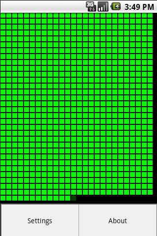 Visual Countdown- screenshot