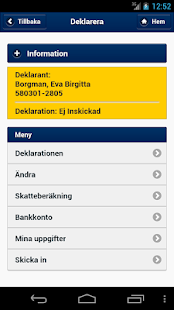 Skatteverket - screenshot thumbnail