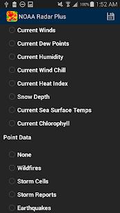 NOAA Radar Plus - screenshot thumbnail