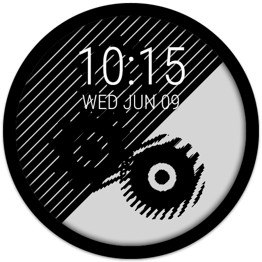 Scanimation Watch Face