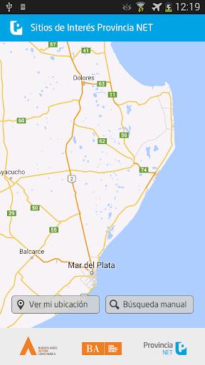 Sitios de interés ProvinciaNET