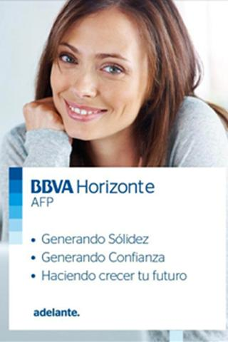 BBVA Horizonte Mobile - screenshot