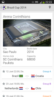 Brazil Cup 2014- screenshot thumbnail