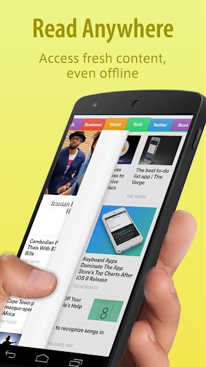12 SmartNews App screenshot
