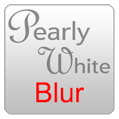 Pearly White Blur ADW