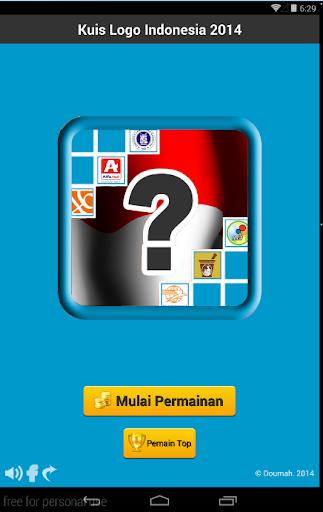 Kuis Logo Indonesia 2014
