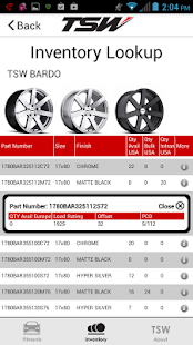 TSW Wheel Fitment Guide- screenshot thumbnail